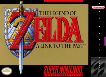 The Legend of Zelda : A Link to the Past [USA] - Super Nintendo