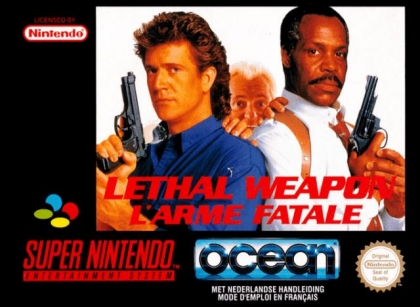 Lethal Weapon [Europe] image