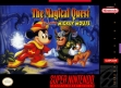 logo Emulators The Magical Quest Starring Mickey Mouse [USA] (Beta)