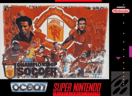 Manchester United Championship Soccer [Europe] (Beta) image