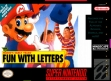 logo Emulators Mario's Early Years : Fun with Letters [USA]