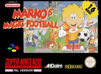 Marko's Magic Football [Europe] image