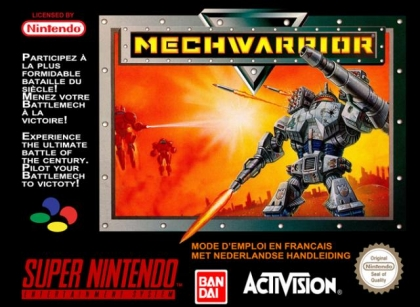 MechWarrior [Europe] image