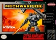Logo Emulateurs MechWarrior [USA]