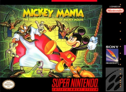Mickey Mania : The Timeless Adventures of Mickey Mouse [USA