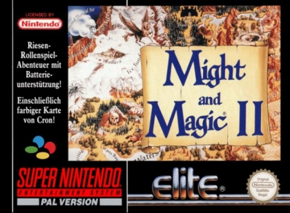 Might and Magic II [Europe] image