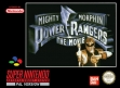 Logo Emulateurs Mighty Morphin Power Rangers : The Movie [Europe]