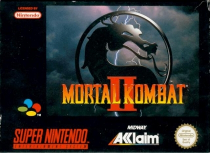 Mortal Kombat II [Europe] - Super Nintendo (SNES) rom