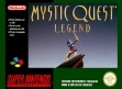 Logo Emulateurs Mystic Quest Legend [Europe]