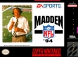 Logo Emulateurs NFL Pro Football '94 [Japan]