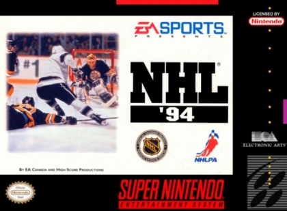 NHL '94 [USA] image