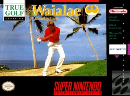 New 3D Golf Simulation : Waialae no Kiseki [Japan] image