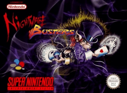 Nightmare Busters [Europe] (Proto) image