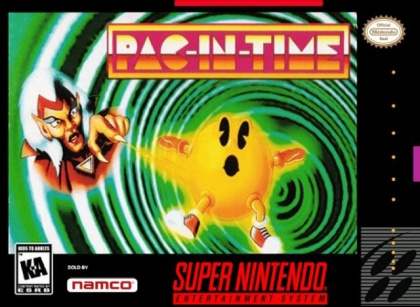 Pac-In-Time [Japan] image