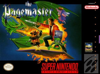 The Pagemaster [Europe] image