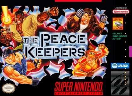 The Peace Keepers [USA] image