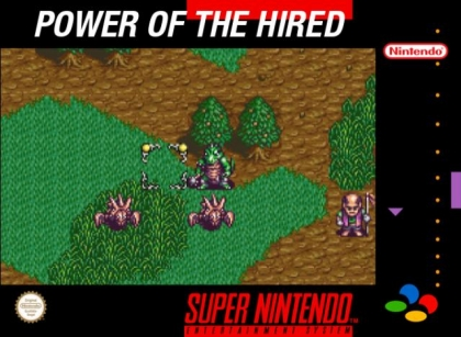 Power of the Hired [Japan] image
