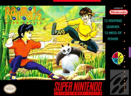 Ranma 1/2 : Hard Battle [USA] image