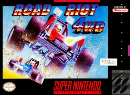 Road Riot 4WD [Europe] image