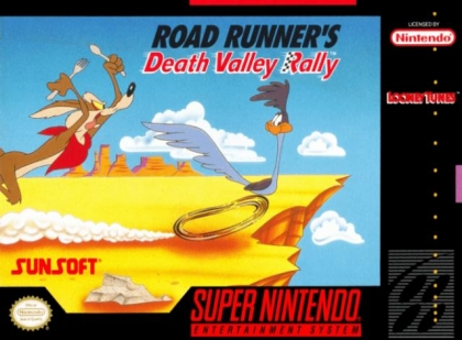 Road Runner's Death Valley Rally [USA] image