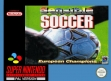 logo Emulators Sensible Soccer : European Champions [Europe]