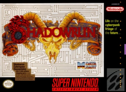 Shadowrun [USA] image