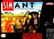 Logo Emulateurs SimAnt : The Electronic Ant Colony [USA]