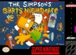 Logo Emulateurs The Simpsons : Bart's Nightmare [Europe]