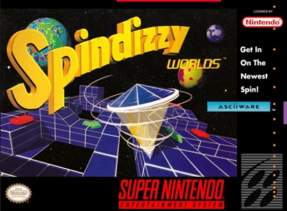 Spindizzy Worlds [Japan] image