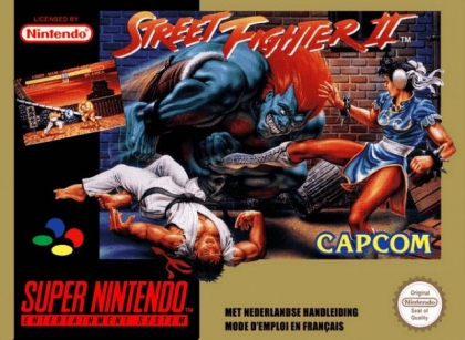Street Fighter Ii Europe Super Nintendo Snes Rom Download Wowroms Com