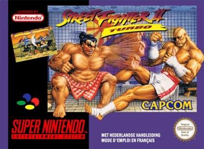 Street Fighter Ii Turbo Europe Super Nintendo Snes Rom Download Wowroms Com