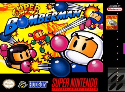 Super Bomberman [USA] image