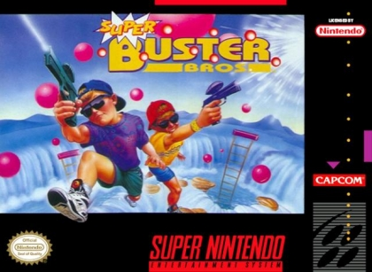 Super Buster Bros. [USA] (Beta) image