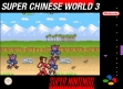 logo Emuladores Super Chinese World 3 : Chou Jigen Daisakusen [Japan]