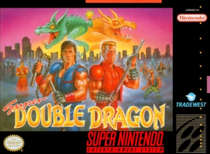 Super Double Dragon [Europe] image
