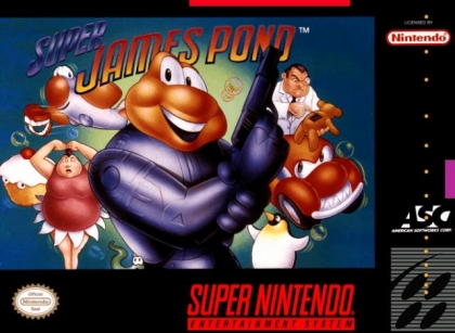 Super James Pond [USA] image