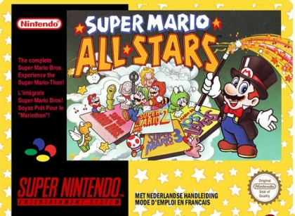 Super Mario All-Stars [Europe] image