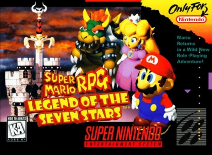 Super Mario RPG : Legend of the Seven Stars [USA] - Super Nintendo