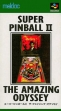 logo Emuladores Super Pinball II : The Amazing Odyssey [Japan]