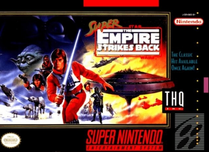 Super Star Wars : The Empire Strikes Back [USA] image