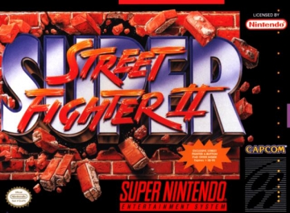 Super Street Fighter Ii Usa Super Nintendo Snes Rom Download