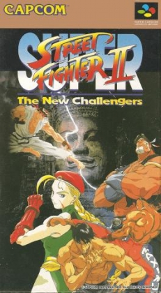 Super Street Fighter Ii The New Challengers Japan Super Nintendo Snes Rom Download Wowroms Com