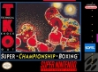 Логотип Emulators TKO Super Championship Boxing [Europe]