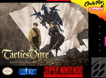 Tactics Ogre : Let Us Cling Together [Japan] image