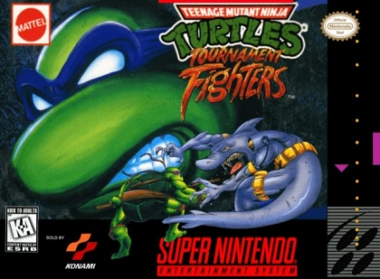 Teenage Mutant Ninja Turtles : Tournament Fighters [Australia] image