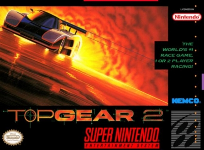 Top Racer 2 [Japan] - Super Nintendo (SNES) rom download | WoWroms com