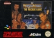 Логотип Emulators WWF WrestleMania : The Arcade Game [Europe]
