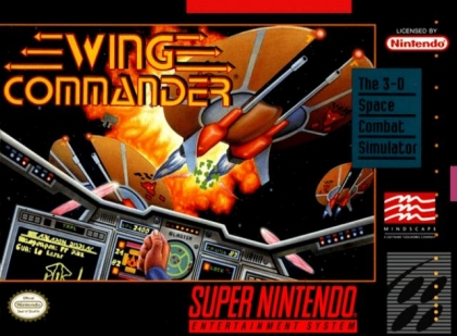 Super wing commander series background wing commander cic.