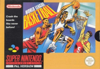 World League Basketball [Europe] - Super Nintendo (SNES) rom