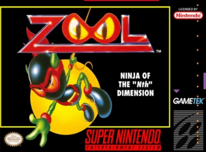 Zool : Ninja of the 'Nth' Dimension [USA] image
